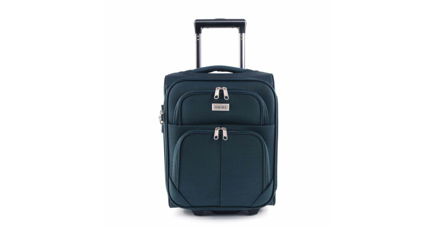 32761da1fa69 40*30*20 Cm Wizzair Méretű Sötétzöld Kabinbőrönd - WIZZAIR (MINI) BŐRÖNDÖK  - Táska webáruház - Minőségi táskák mindenkinek