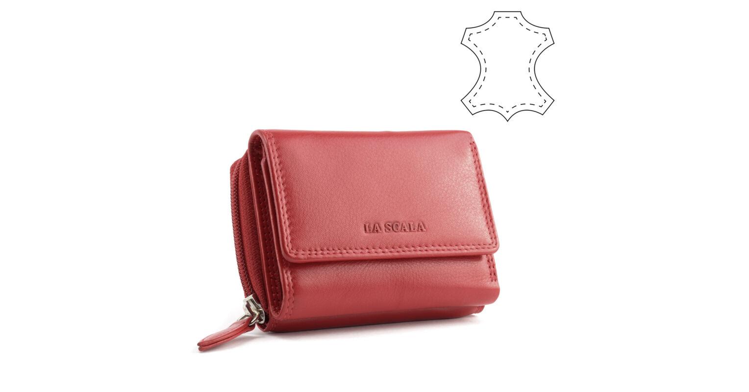 60f4519cfe9d La Scala női bordó bőr pénztárca - NŐI PÉNZTÁRCÁK - Táska webáruház -  Minőségi táskák mindenkinek