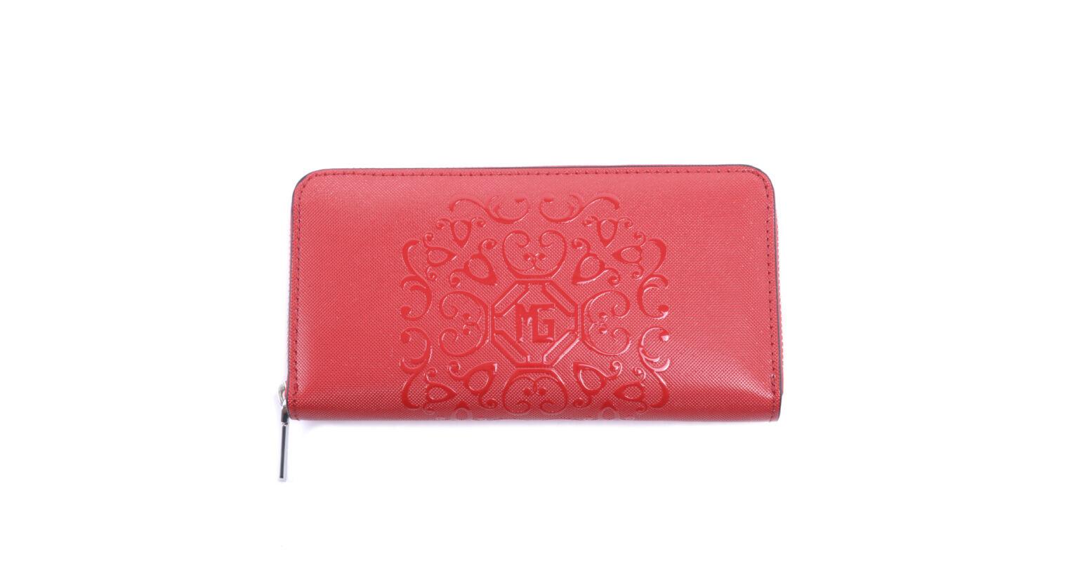 9a4e86caf8f9 Marina Galanti Piros Női Műbőr Pénztárca - NŐI PÉNZTÁRCÁK - Táska webáruház  - Minőségi táskák mindenkinek
