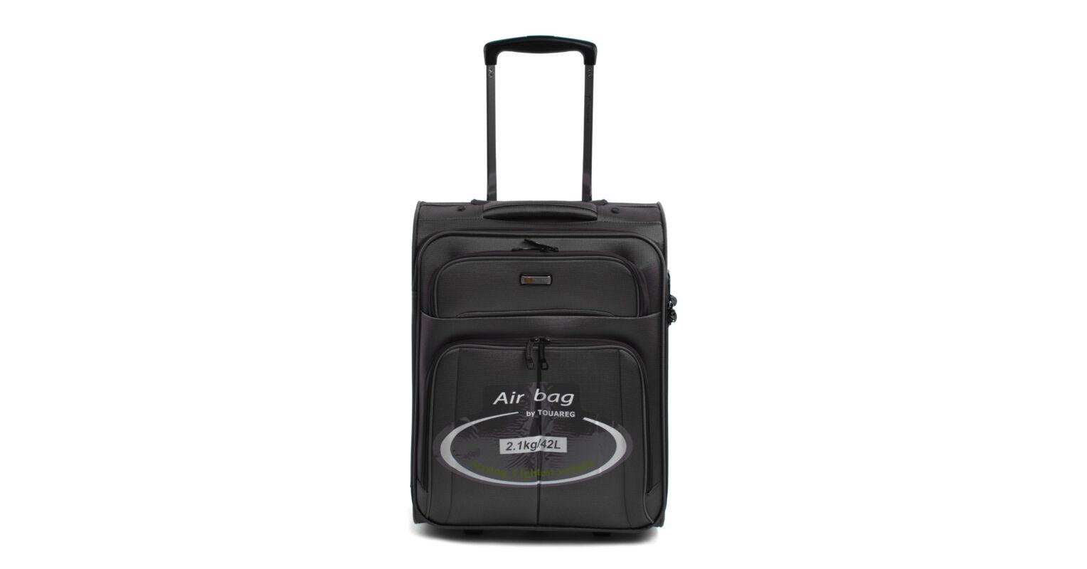 f41223927939 Touareg Fekete Kabinbőrönd - KABIN (kis) MÉRETŰ BŐRÖNDÖK - Táska webáruház  - Minőségi táskák mindenkinek