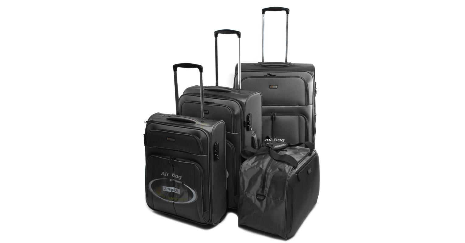 a4f13e81c094 Touareg Fekete Bőrönd Szett - Touareg - Táska webáruház - Minőségi táskák  mindenkinek