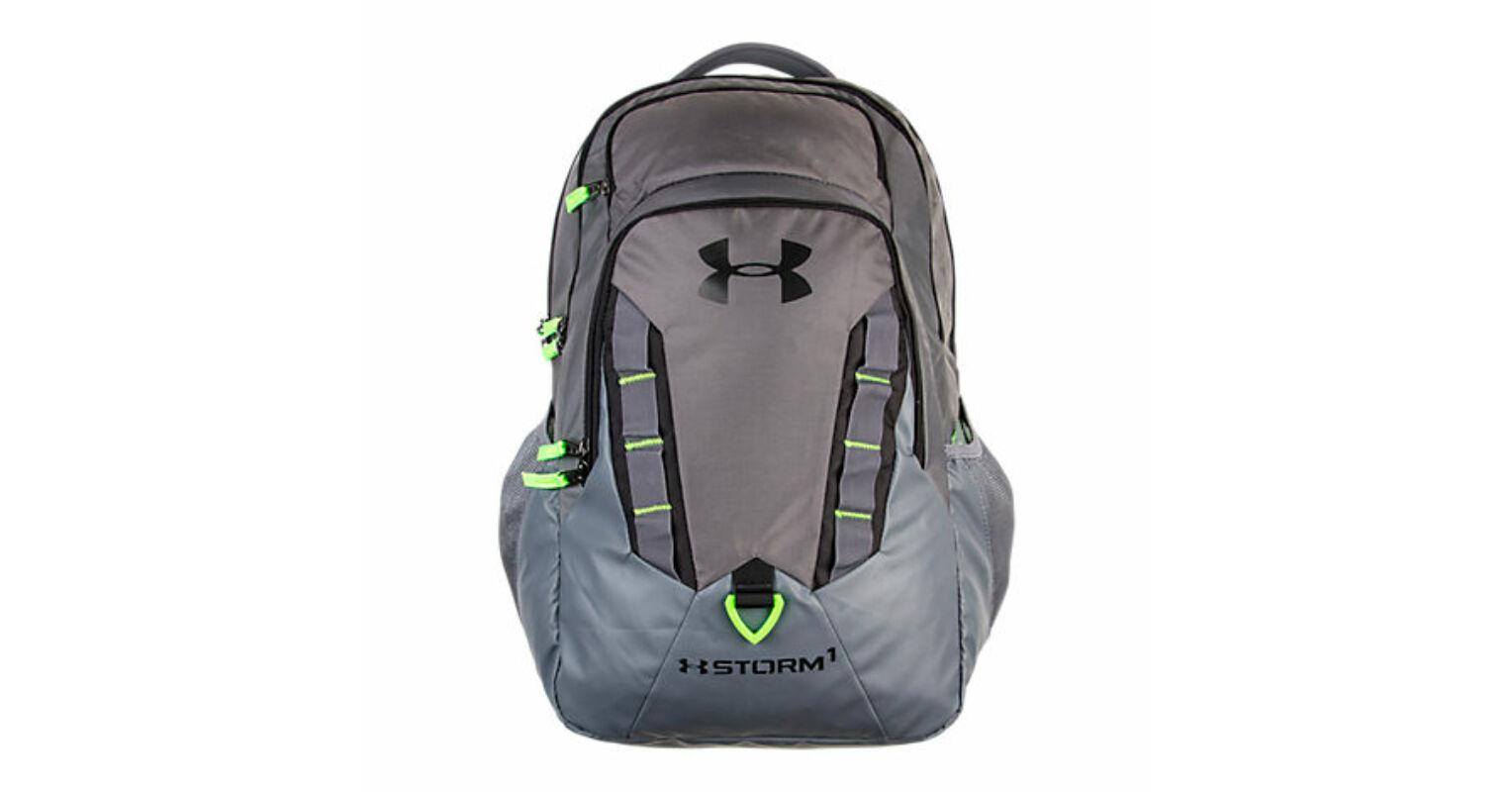 eebe47005541 Under Armour Szürke Ua Recruit Backpack Hátizsák 1261825-040 - Túra és  szabadidős hátizsákok - Táska webáruház - Minőségi táskák mindenkinek