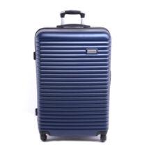 Leonardo Da Vinci 56X38X22Cm Bőrönd Sötétkék