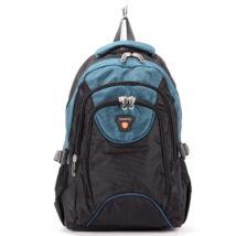 AOKING kék/fekete hátizsák
