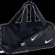Nike Fekete Kids' Nike Alpha Duffel Bag Sporttaskak Ba5257-010
