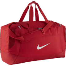 Nike Piros Men'S Nike Club Team (Large) Duffel Bag Sporttaskak Ba5192-657