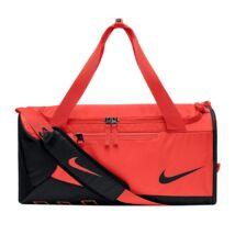 Nike Piros Kids' Nike Alpha Duffel Bag Sporttaskak Ba5257-852