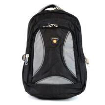 AOKING szürke/fekete hátizsák