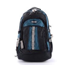 AOKING fekete/zöld óriási hátizsák