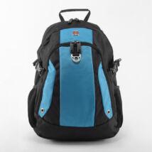 Swisswin Dernier Polyester Kék Hátizsák