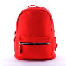 Besty Közepes méretű piros hátizsák