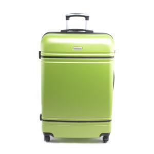 Leonardo Da Vinci 75X47X29Cm Bőrönd Neonzöld