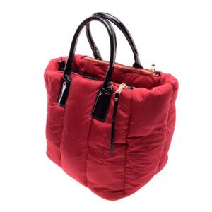 JGL Női Piros PVC Táska