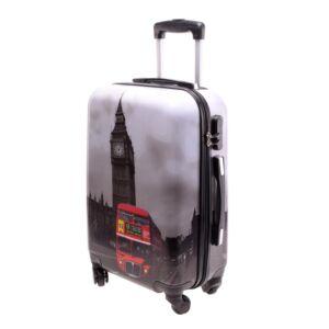 Ormi London Kemény Kabin Bőrönd