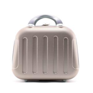 Arany színű Bőröndre Akasztható Táska (33*25*16 cm)