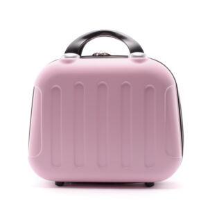 Rózsaszín Bőröndre Akasztható Táska (33*25*16 cm)