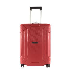 Piros Touareg Matrix polipropilén kemény közepes bőrönd