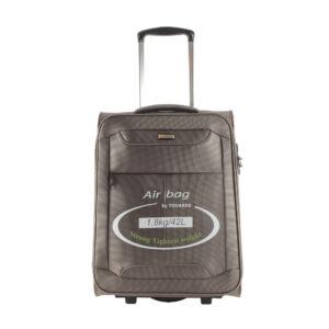Touareg bronz színű extra könnyű közepes méretű bőrönd