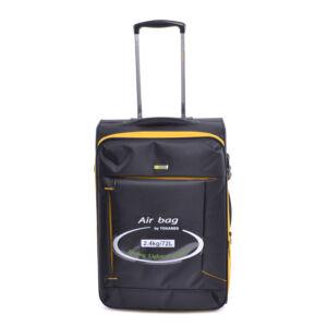 Touareg Közepes Méretű Bőrönd Fekete-Sárga