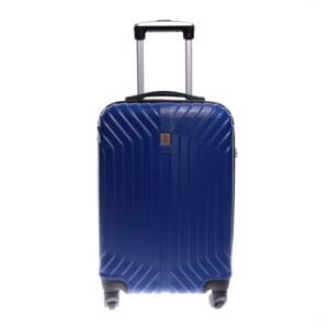 Leonardo Da Vinci Go!  Kék  Kemény Nagy Bőrönd (4 Kerekű)
