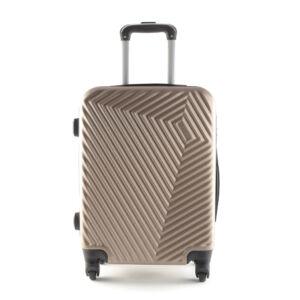 LC-020 Arany színű kabin méretű PVC bőrönd (55*40*20 cm)