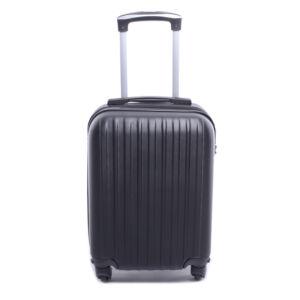 Leonardo Da Vinci 49X32X19Cm Xs Bőrönd Fekete