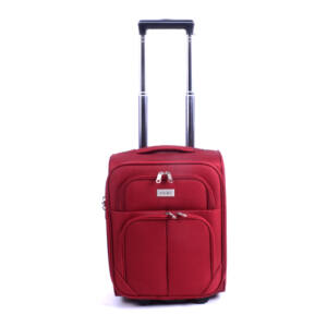 Wizzair Méretű Bordó Kabinbőrönd