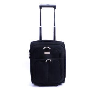 Wizzair Méretű Fekete Kabinbőrönd