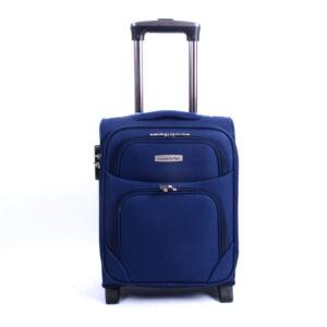 42*32*22 cm WIZZAIR méretű kék színű kabinbőrönd