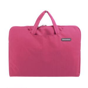 Poliészter Laptoptáska Rózasszín