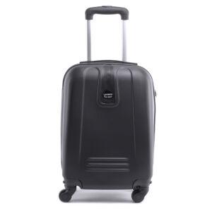 Leonardo Da Vinci 65X40X26Cm Bőrönd Fekete