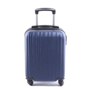 Leonardo Da Vinci 49X32X19Cm Xs Bőrönd sötétkék