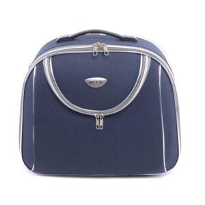 Kék Bőröndre Akasztható Táska 37X30X17Cm
