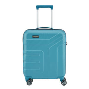 Travelite Vector Türkiz Gurulós Nagy Méretű Bőrönd