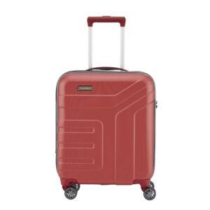 Travelite Vector Korall Gurulós Közepes Méretű Bőrönd