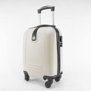 LDV bézs Wizzair ingyenes méretű kabinbőrönd (40x30x20 cm)