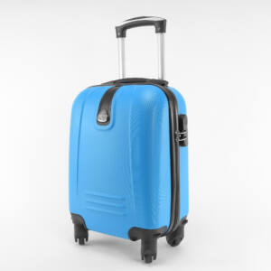 LDV kék Wizzair ingyenes méretű kabinbőrönd (40x30x20 cm)
