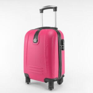 LDV rózsaszín Wizzair ingyenes méretű kabinbőrönd (40x30x20 cm)