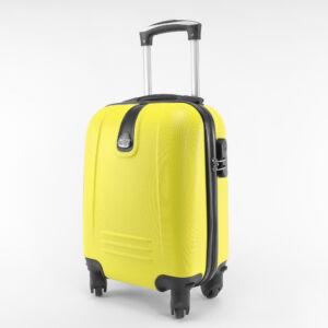 LDV sárga Wizzair ingyenes méretű kabinbőrönd (40x30x20 cm)