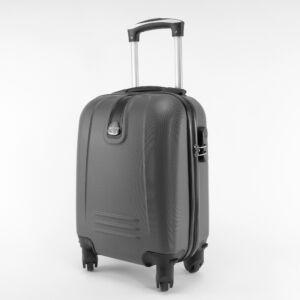 LDV sötétszürke Wizzair ingyenes méretű kabinbőrönd (40x30x20 cm)