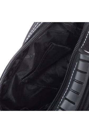 Kis Méretű Oldaltáska Fekete