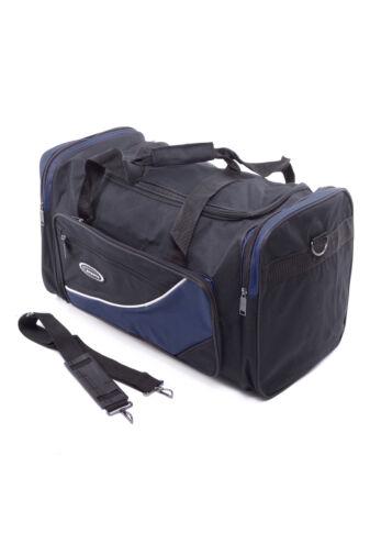 Kék Poliészter Utazótáska miniméretű
