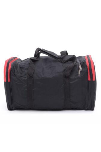 Piros Poliészter Utazótáska miniméretű