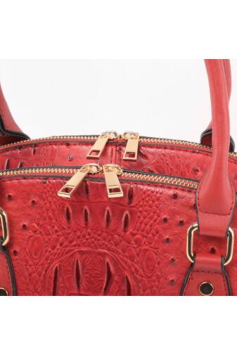 The Grace Bags Női Piros Műbőr Válltáska