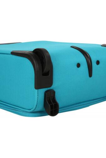 Travelite SOFT LUGGAGE Kabinbőrönd (2 kerekű) Fukszia 52x39x20 cm