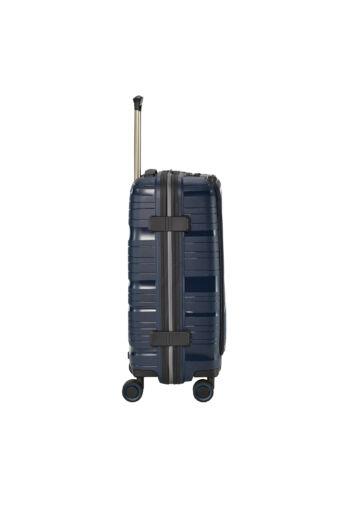 Travelite MOTION Kabinbőrönd (4 kerekű) Kék 55x39x23 cm