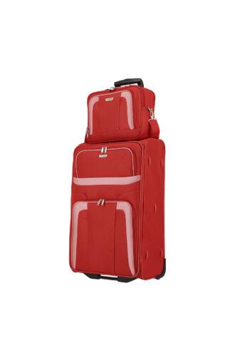 Travelite ORLANDO Kézipoggyász Piros 38x29x18 cm