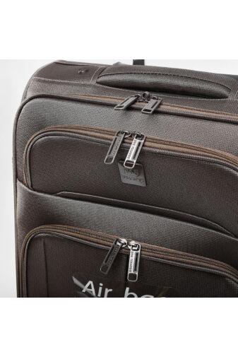 Touareg Extra Könnyű Barna  Bőrönd Szett (4dbos)