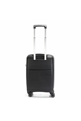 Bontour Cruise Fekete Kemény Wizz Air, Ryanair Méretű PP Kabinbőrönd (55x40x20 cm)