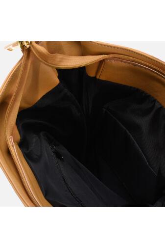 Prestige barna Női Rostbőr Válltáska